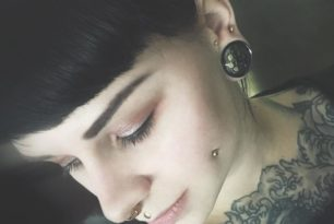 Looking for an elegant pair of tunnels for your stretched lobes?