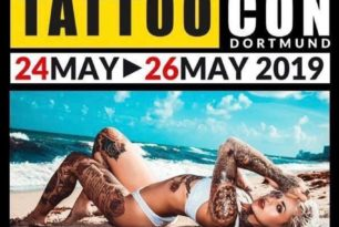 #savethedate #tattooconvention #tattoocon #tattoocon2019 #tattooshowdortmund #iamtattoocon